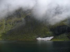 balea lake transfagarasan by Dj-Steaua