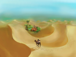 Dunes by DaRpHb
