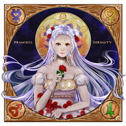 The Moon Princess by Anante