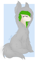 Wolf by QueenBlo