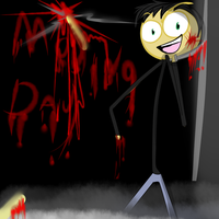 Josh  by Demonic-stickfigures