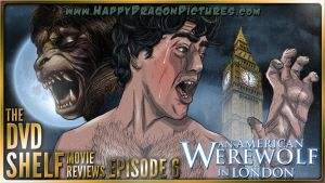 An American Werewolf in London by happydragonpictures