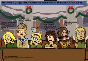 Hetalia Christmas Quickie 7 by VicodinFlavoredMints