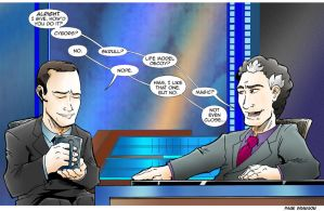 TDS/TCR Avengers Comic: Phil Coulson by Saturn-Kitty