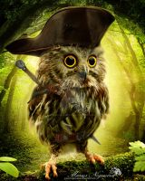 Owl Jack by marcosnogueiracb