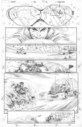 Gambit2012005003 Pencils by all3nmartinez