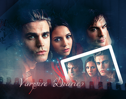 vampire diaries by LikeABubblegum