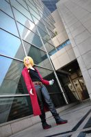 Edward Elric Cosplay by Hot-cocoaX3