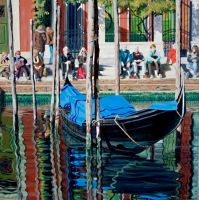 Lunchtime, Venice by FredaSurgenor