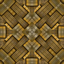 woven pattern by jhantares