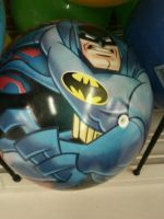 batman ball!! by imaginaryfriend6