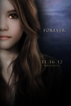Breaking Dawn. Part 2. Poster. Renesmee teenager. by Nikmarvel