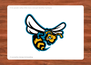 Rio Grande Valley Killer Bees by chickenfish13