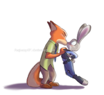Damnit, carrots! by FEuJenny07