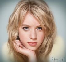 Alexz Johnson **UPDATE** by Anako-ART