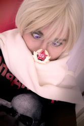 APH Russia cosplay by HimeKagamine