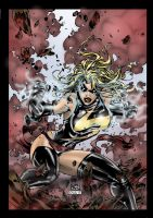 Ms Marvel by Michael Turner by DSNG