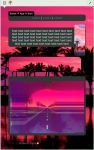Pink sunset by Ahoy-Des