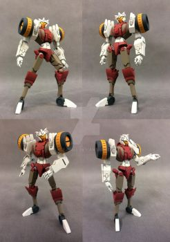 Mtmte Chromedome replica by Klejpull