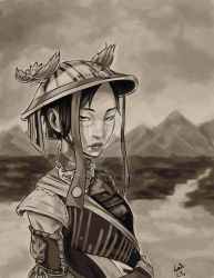 The  Nobushi by TheLosGee