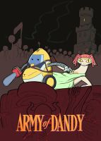 Army of Dandy by Blitzkrieg1701