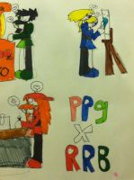 PPG X RRB by oletoto29