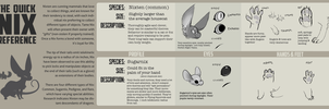 Nixten Species Reference by tessary
