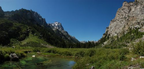 Teton Cascade Canyon 4 2010-08 by eRality