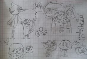 Aburrimiento by LittleThingsCxD