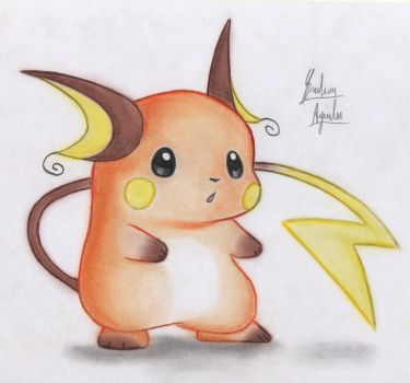 Raichu by ChristARG