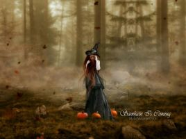 Samhain Is Coming by MelieMelusine