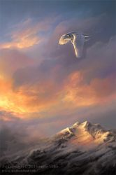 Mountainrise by Nambroth