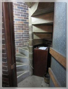 Armidale Anglican Cathedral Stairs by JohnK222
