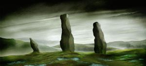 Celtic Storms by jeshannon