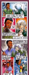 PSC - Fenris and Hawke Comic by aimo