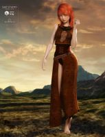 Ayala Outfit by art-by-Amaranth