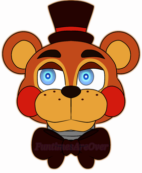 Toy Freddy Head by FuntimesAreOver