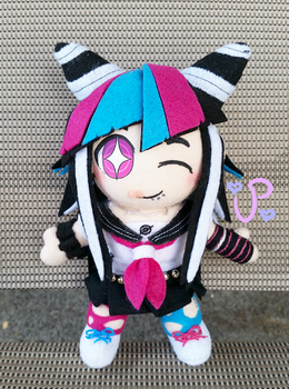 The Most Punk Rock Plush I've Ever Made by UltraPancake