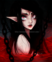 - The bloody truth - by Piannen