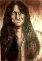 Geddy Lee by aerokay