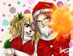Merry Christmas from NaLu!! by ManeaOana