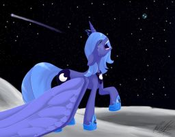 Luna's Banishment by bookxworm89