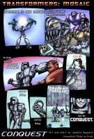 Conquest by Transformers-Mosaic