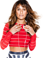 Lea Michele png 7 by VelvetHorse