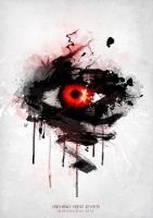 Behind Red Eyes... by 187designz