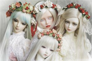 Our soft ladies by AyuAna