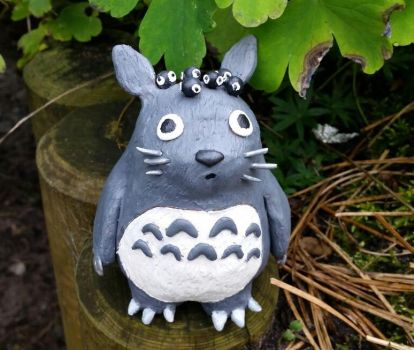 Totoro! by Dragonsculpt