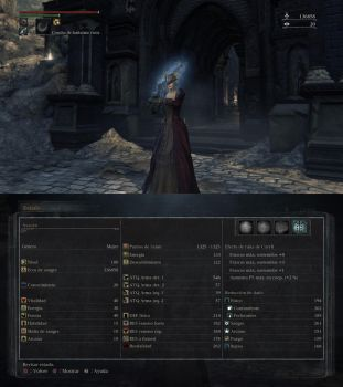 Bloodborne level 100 Ludwig's noble by Deadalivefan