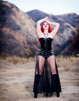 My corset line look #1 by MissMandyMotionless