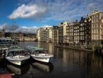 Amsterdam Centraal by BusterBrownBB